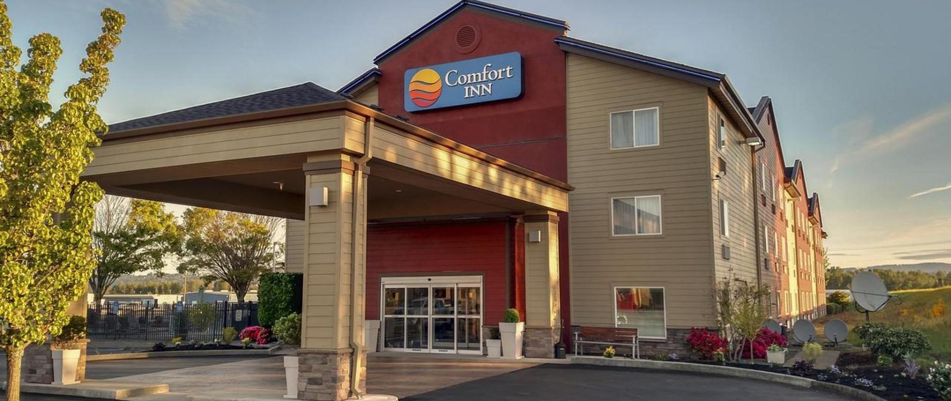 Comfort Inn Columbia Gorge Gateway Troutdale Or 503 492 2900