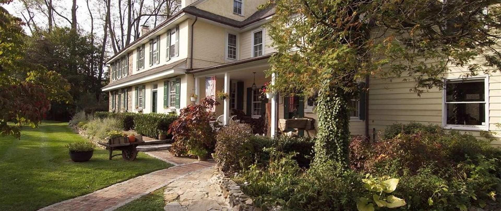 The Pennsbury Inn Bed And Breakfast Chadds Ford Pa