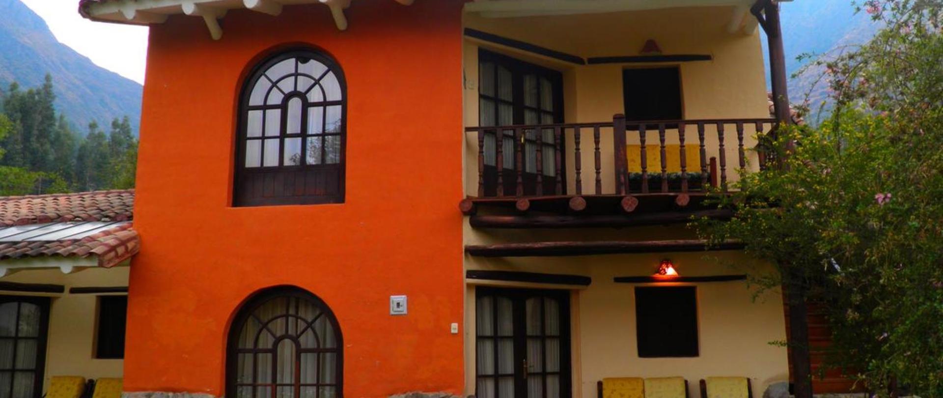 Hotel Hacienda del Valle