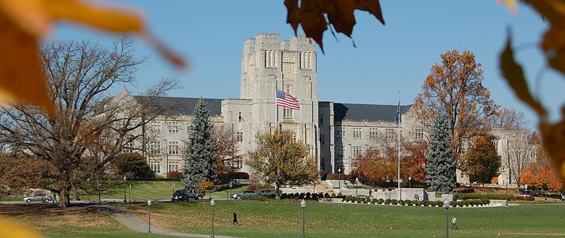 Burruss Hall -  Leaves.jpg