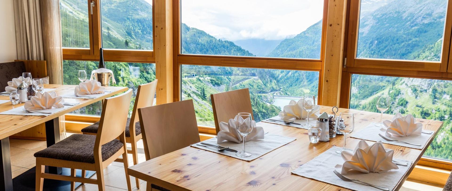 Restaurant Aussicht Galgenbichlspeichersee