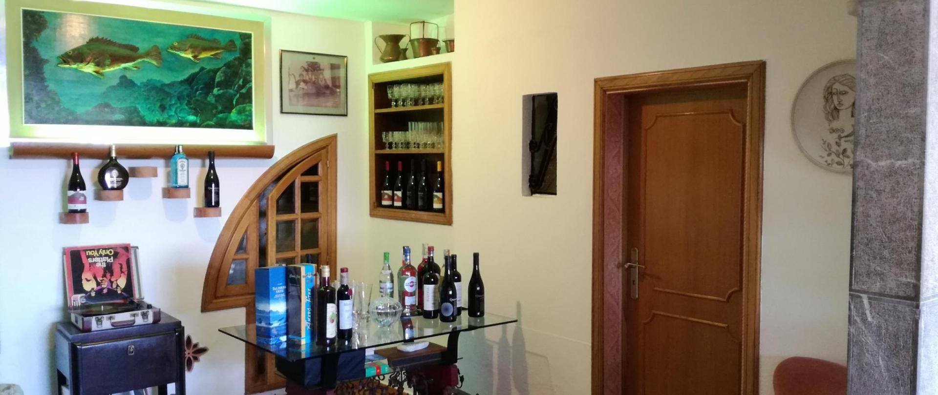 B & B_Villa_Schiticchiu_Taormina_living_bar