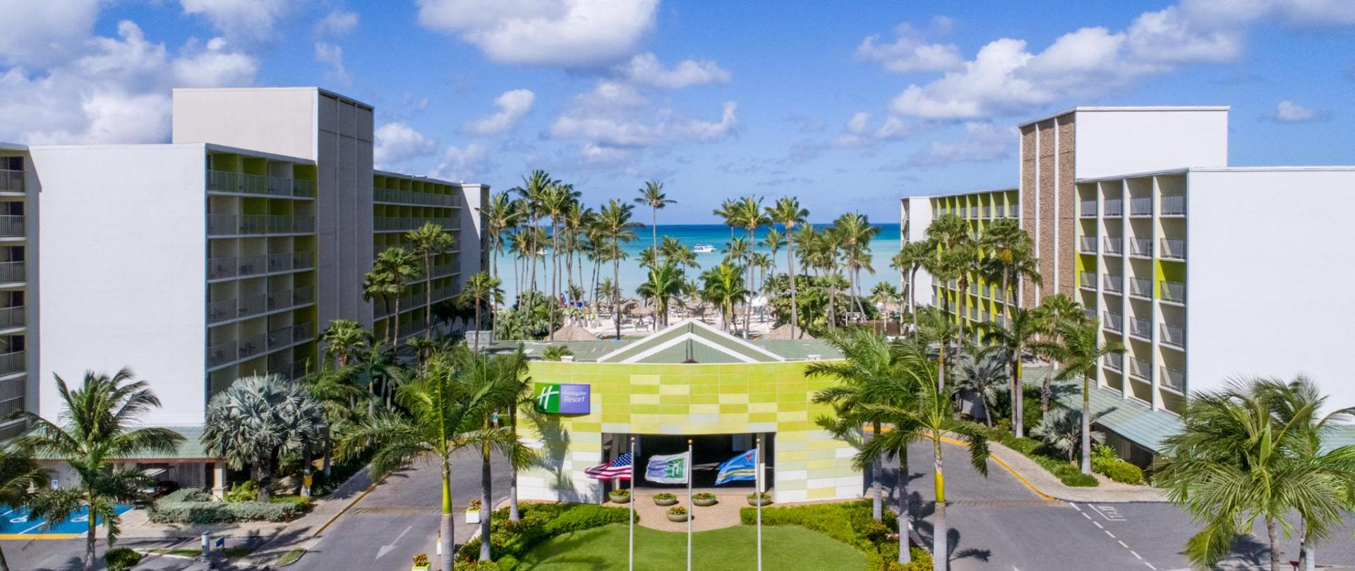 Holiday Inn Resort Aruba | Beach Resort & | Aruba on map of riu aruba, map of hotels on eagle beach aruba, map of aruba timeshares, map of aruba high-rise, map of palm beach in aruba the caribbean,