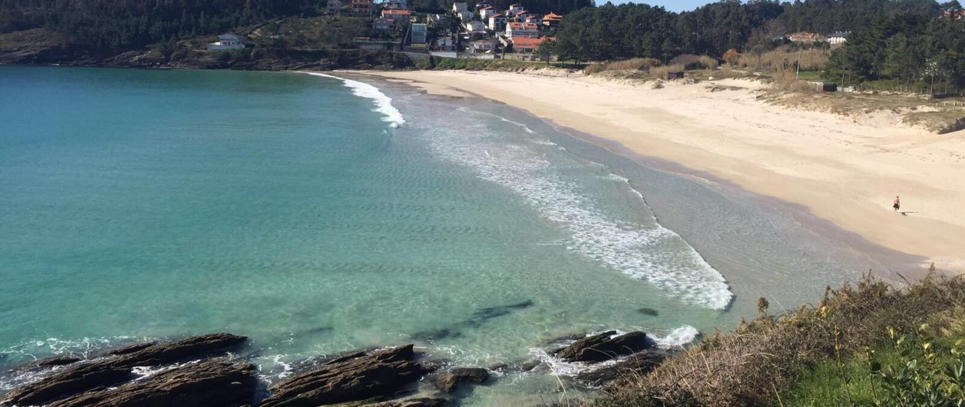 Canelas Beach