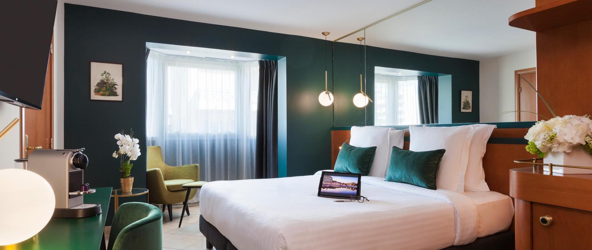 Chambre standard Clarion Suites Cannes Croisette