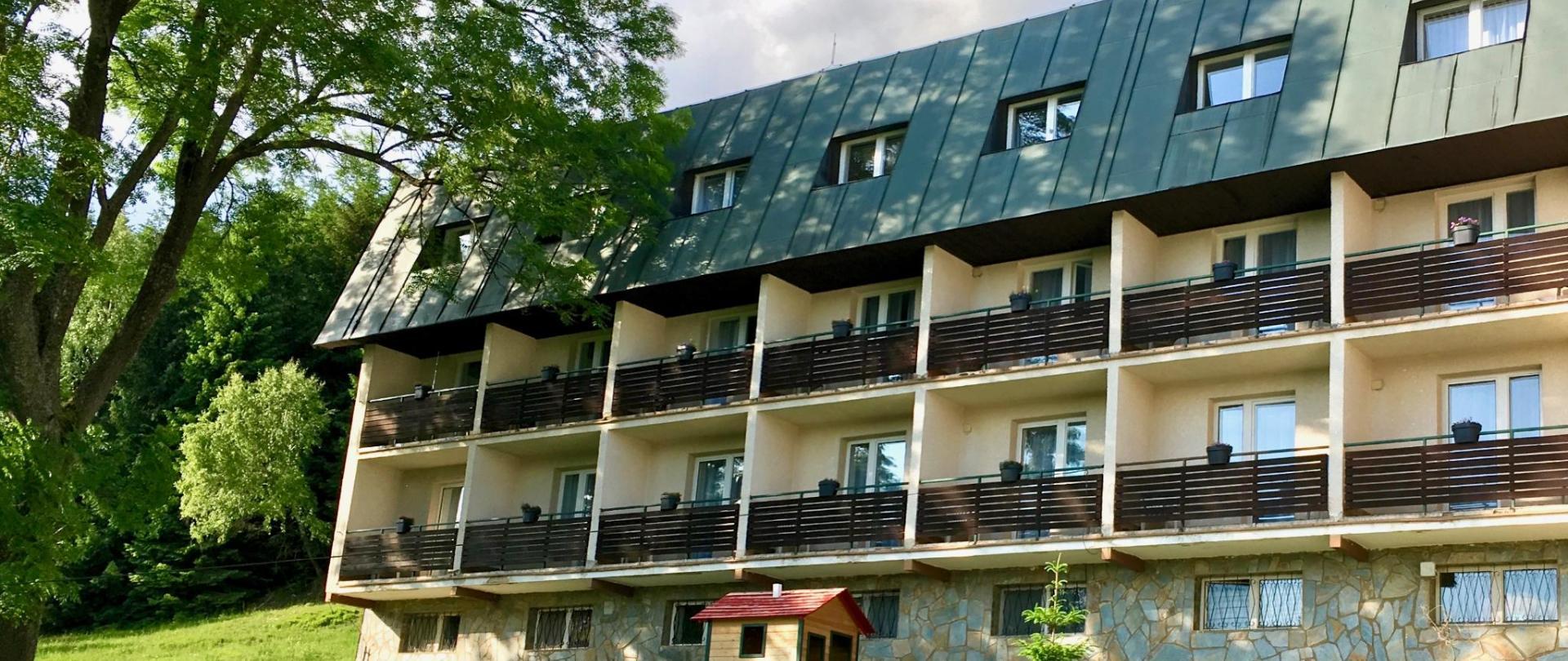 Hotel Horní Pramen - Špindlerův Mlýn - Reuzengebergte