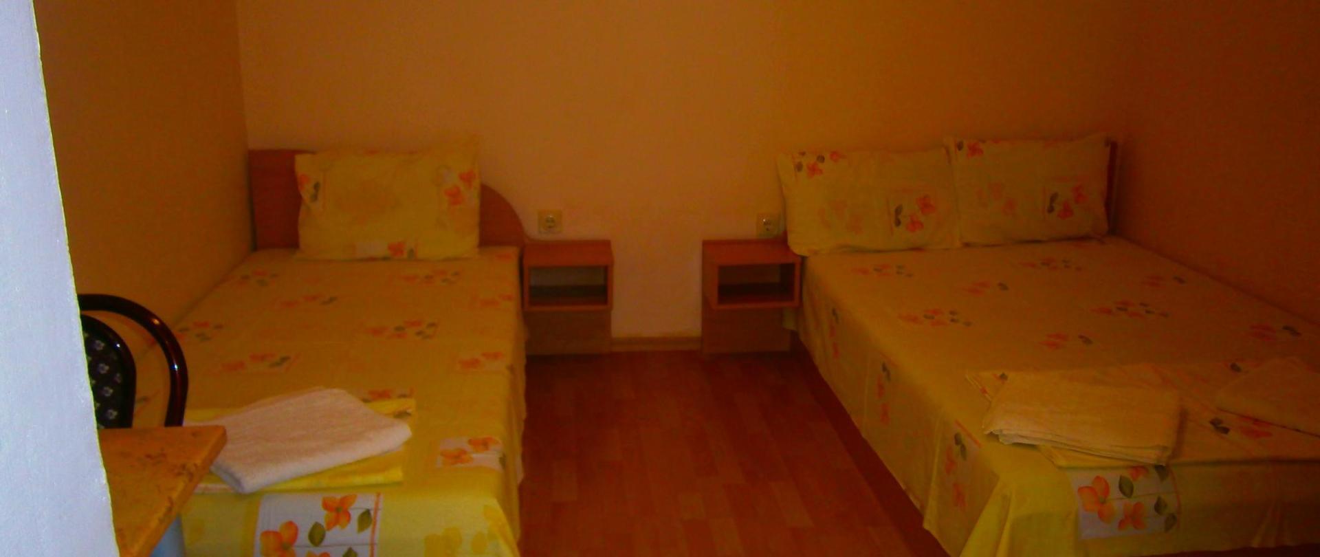 soveværelse tredobbelt værelse