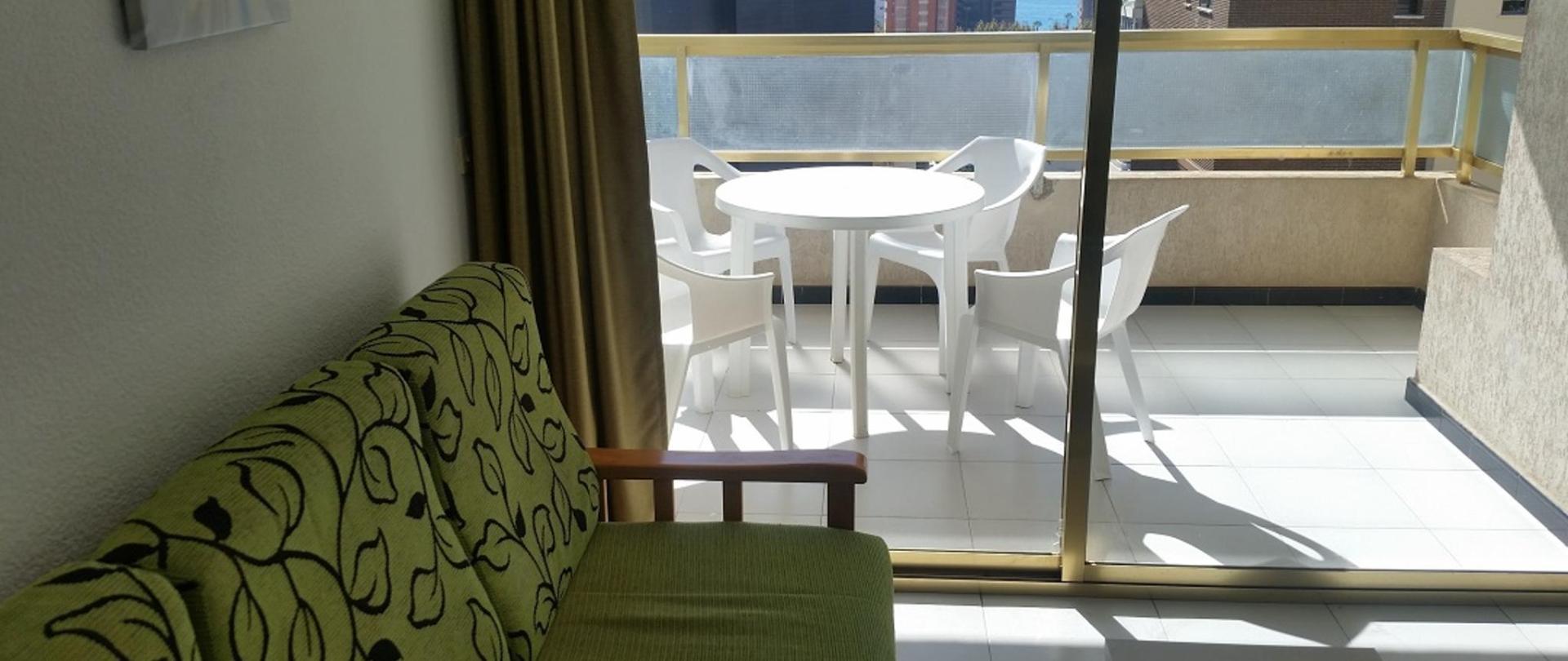 Appartamenti in terrazza Maria Victoria Benidorm