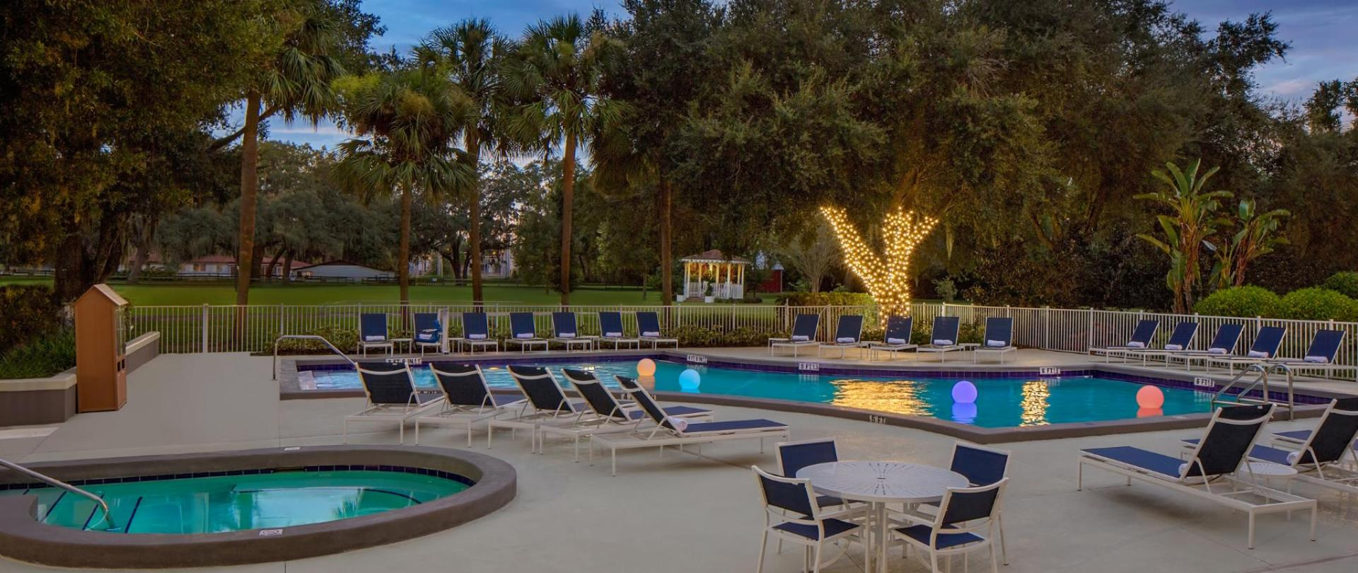 Hilton Ocala - Ocala Conference Center with over 40,000 sq ft of ...