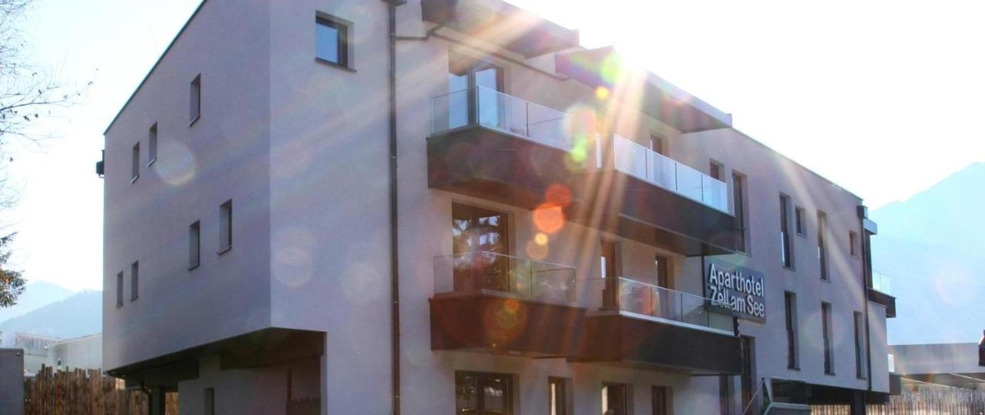 Aparthotel Zell am See