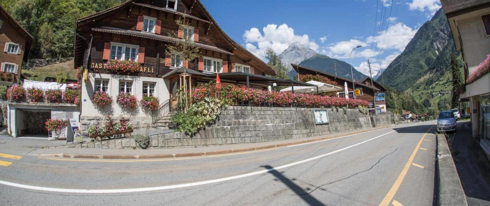 Gästehaus Schäfli