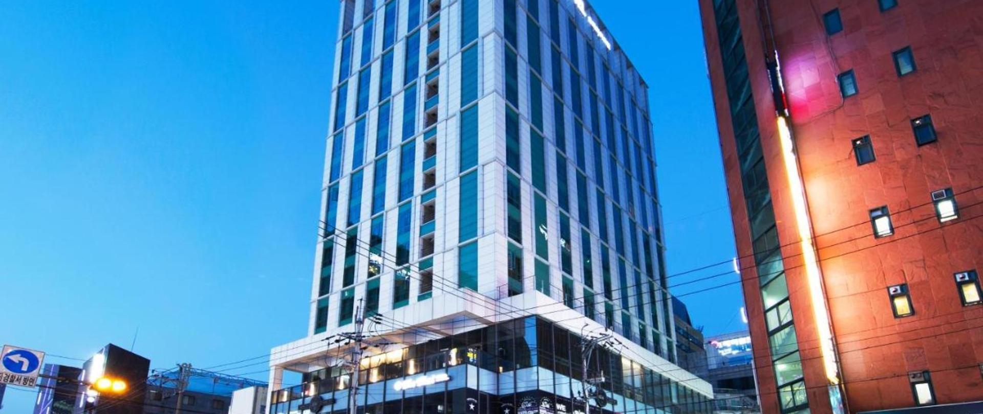 Solaria Nishitetsu Hotel Busan
