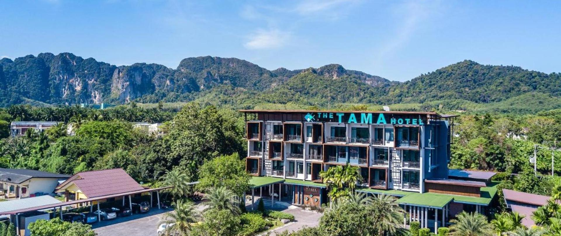 The Tama Hotel Official Site Hotels In Ao Nam Mao