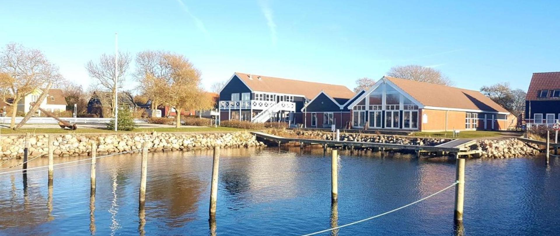 Klintholm Marina Park Cabins