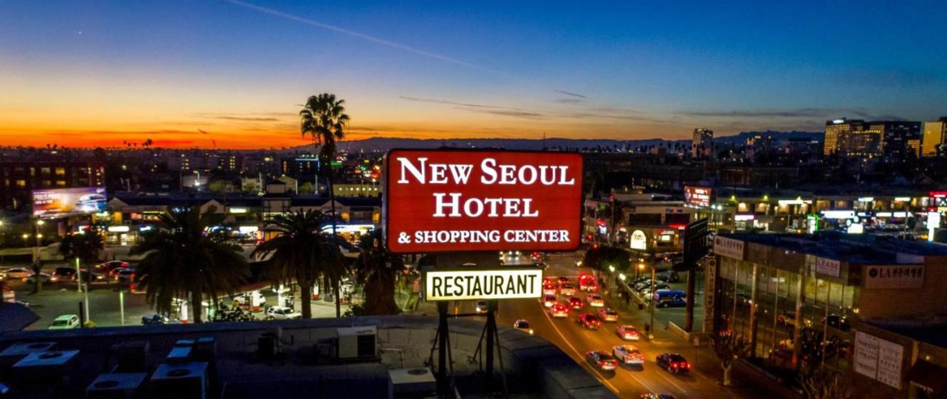 New Seoul Hotel