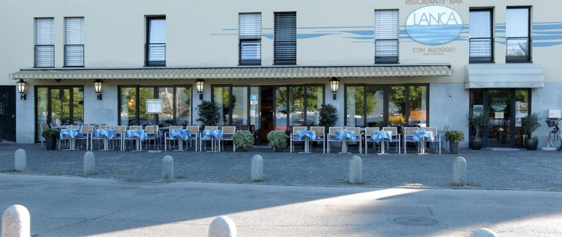 Хотел Ristorante Lanca