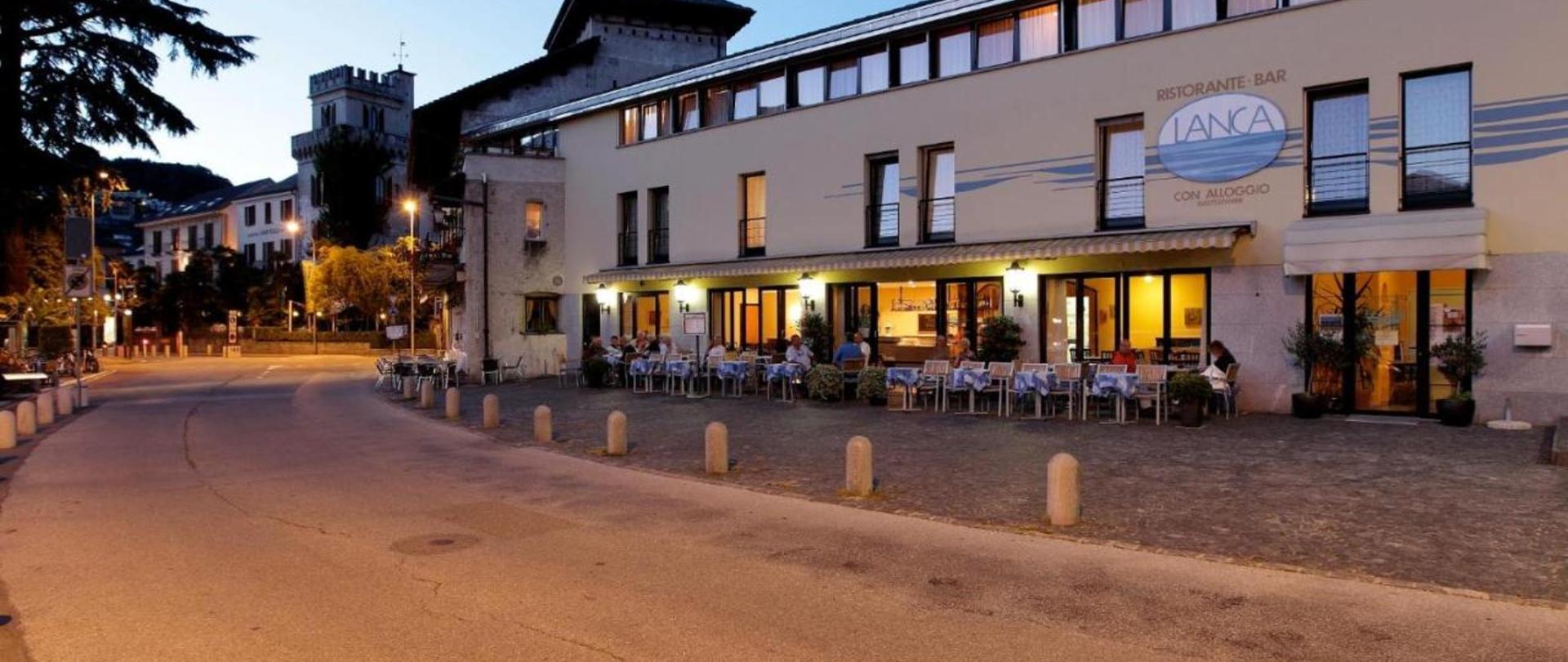 Hotell Ristorante Lanca
