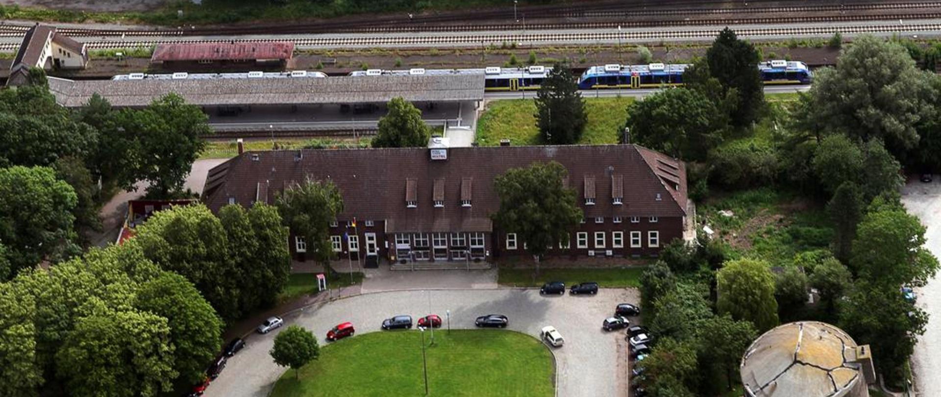 Nordseehostel am Bahnhof