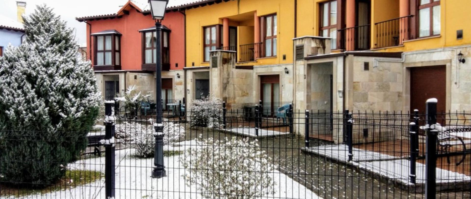 Apartamentos - El Bosquin