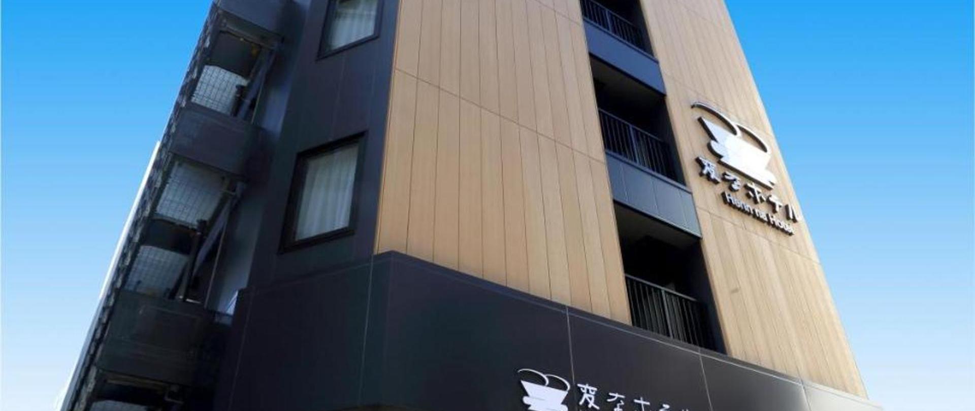 헤나 호텔 오사카 신사이바시 (2019 년 2 월 1 일 오픈)