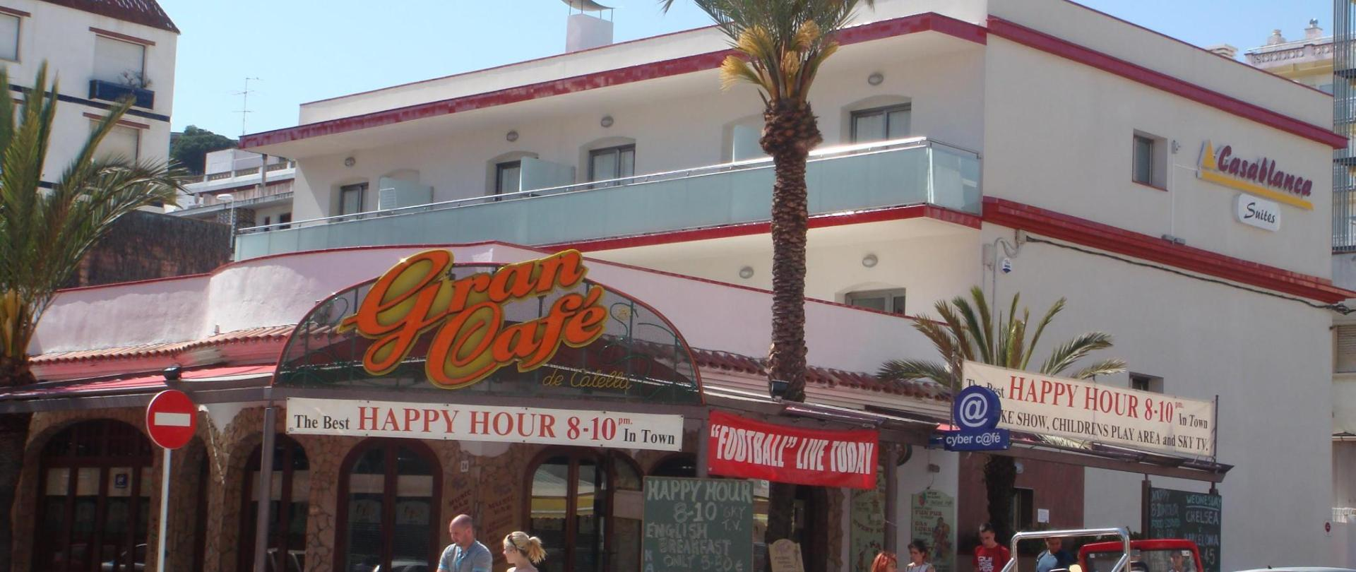 Front Casablanca Suites.JPG