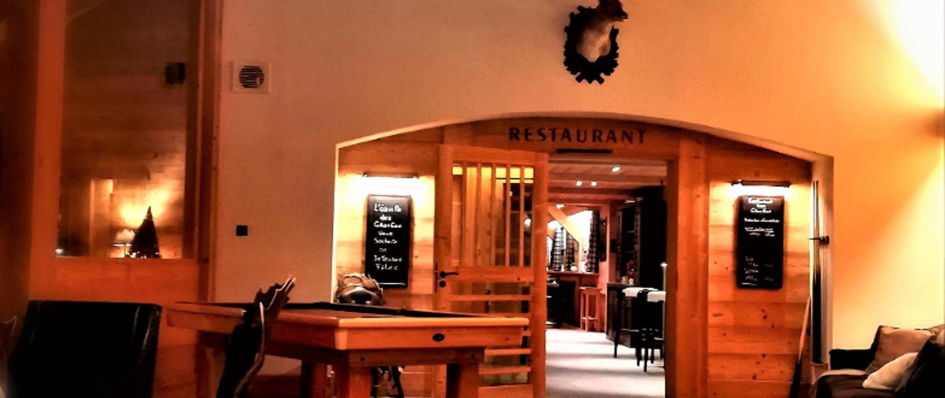 Restaurant La Table des Granges