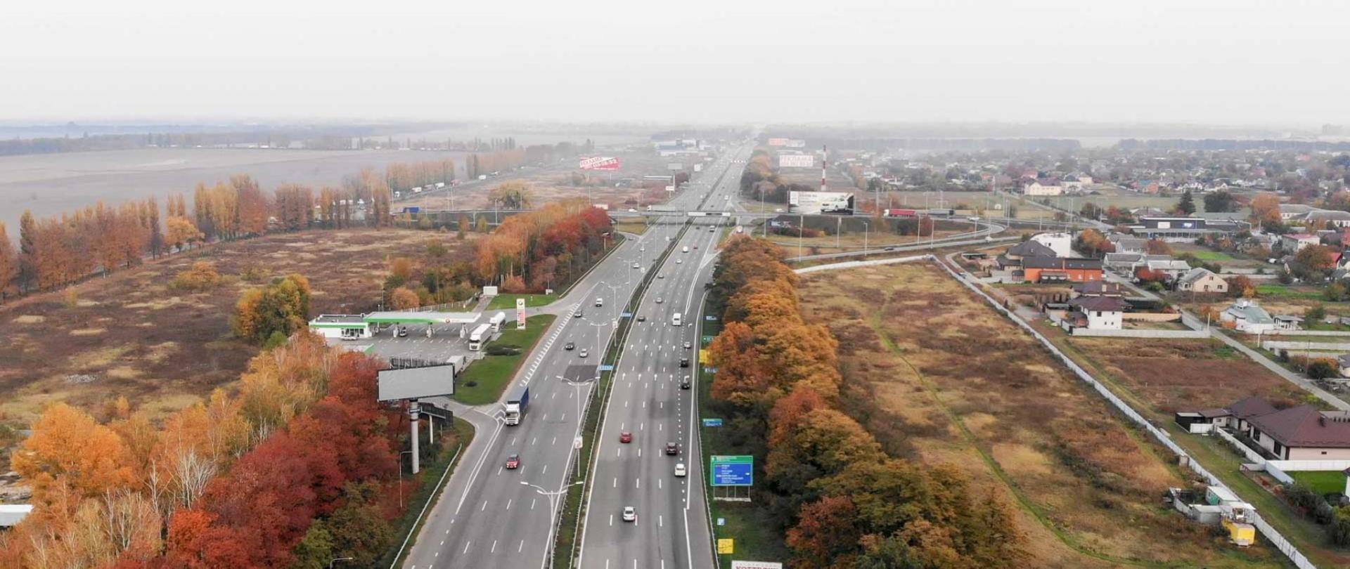 Boryspil highway