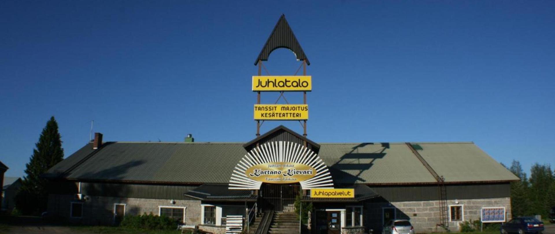 Kartano Kievari