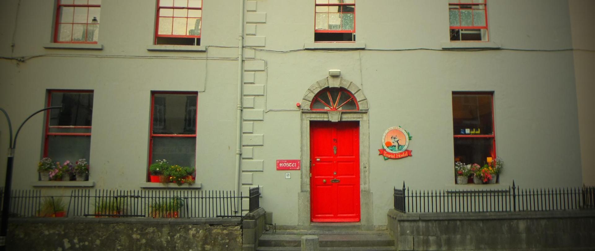 Kilkenny Tourist Hostel at 35 Parliament street Kilkenny