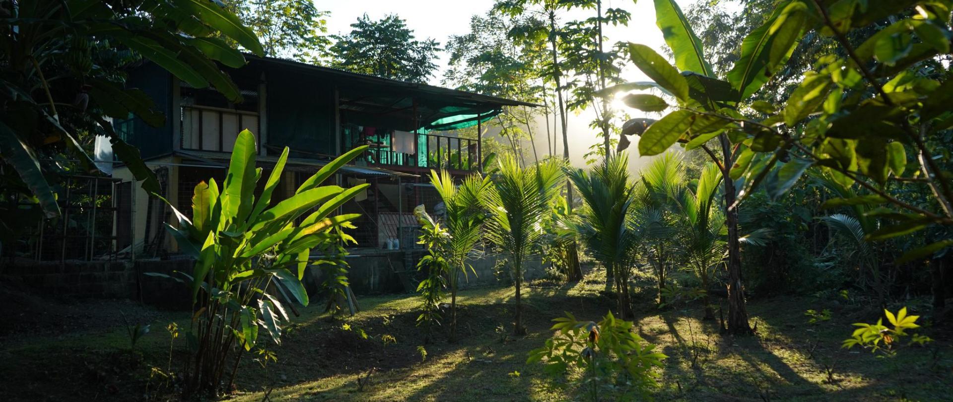 Utopia Tica, Nachhaltige Lodge