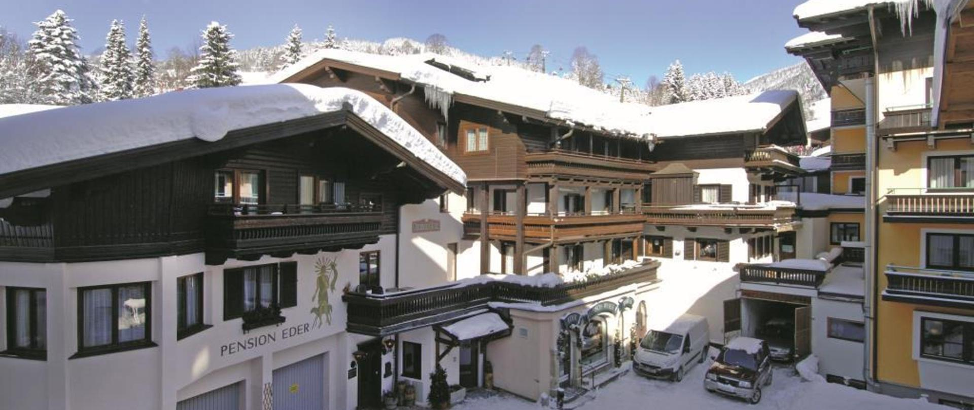 Pension Eder Official Site Hotels In Saalbach Hinterglemm