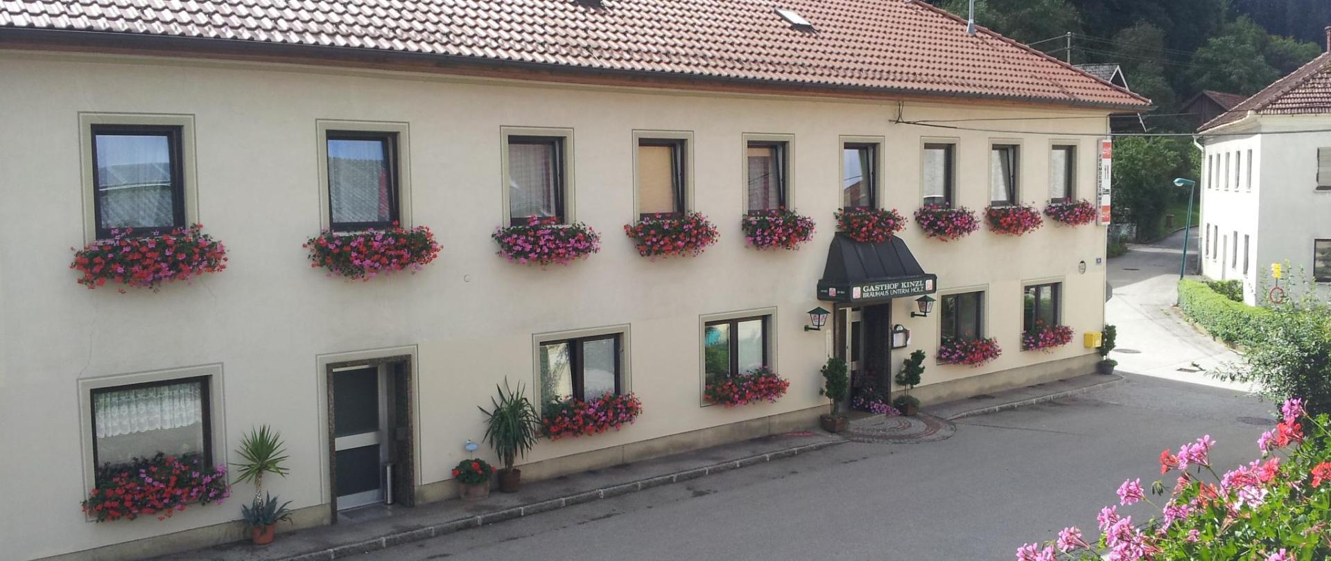 Gasthof Pension Kinzl