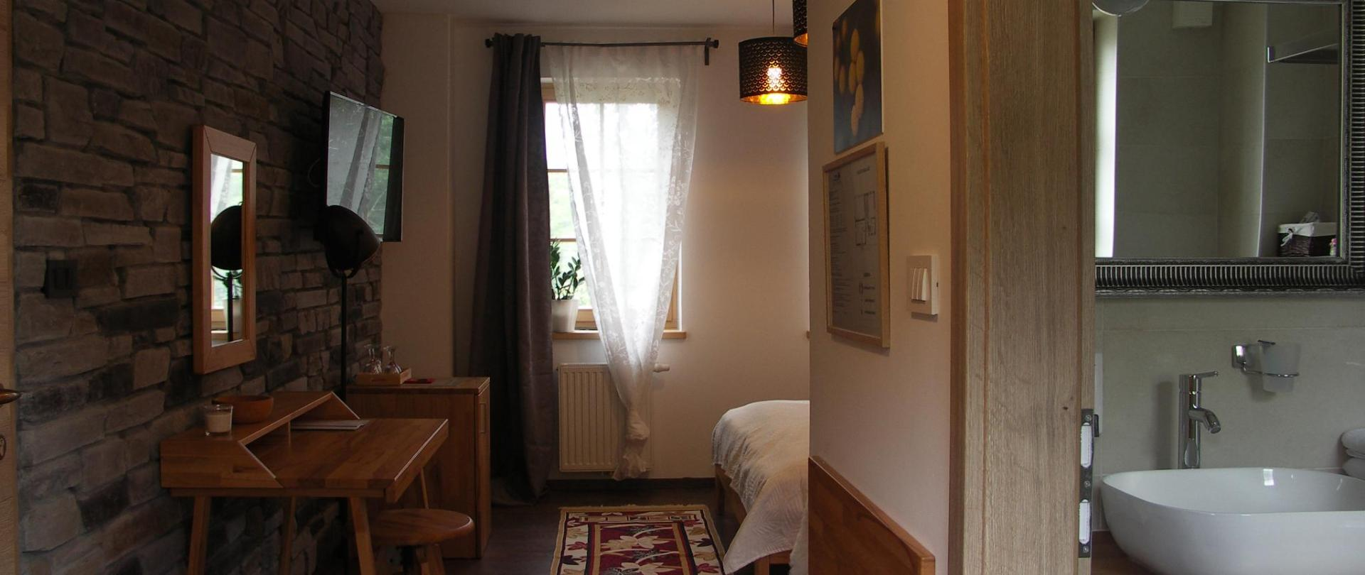 Villa Sumrak Rooms