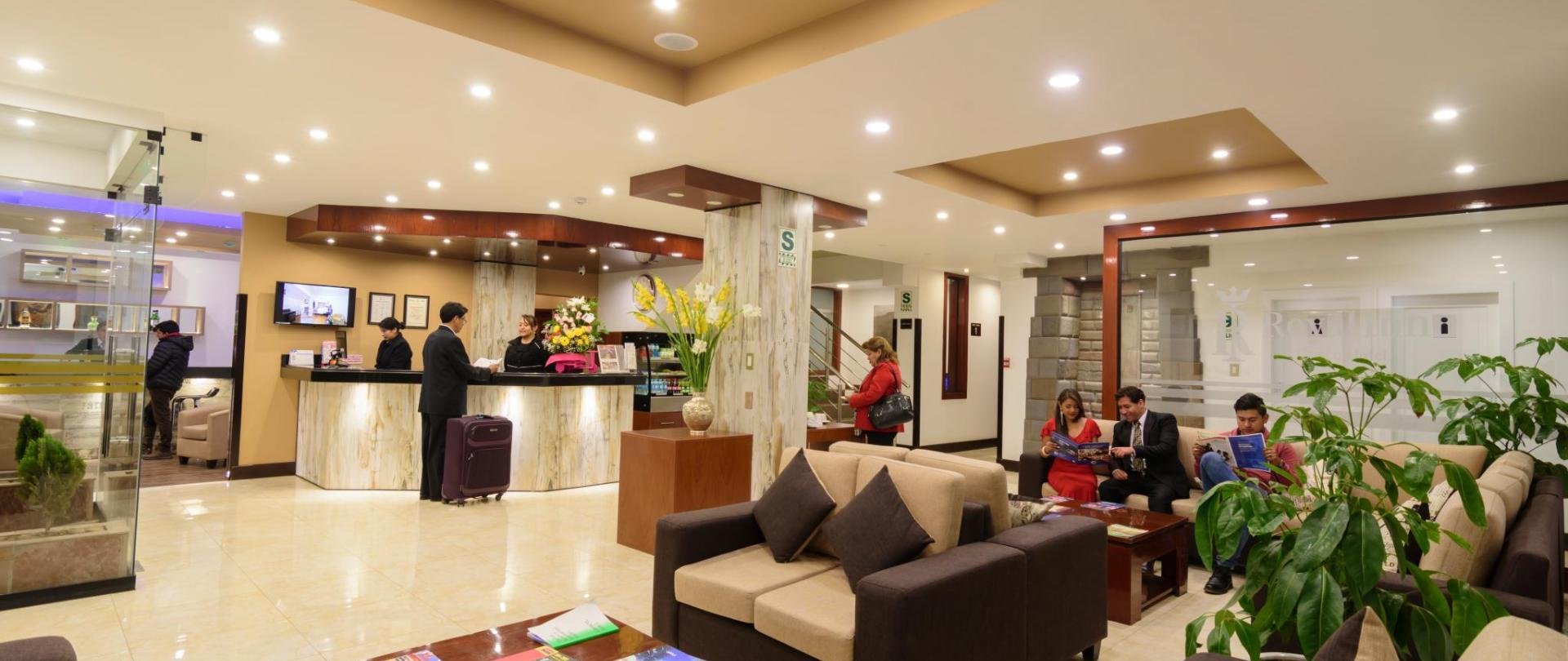 Royal Inn Cusco Hotell