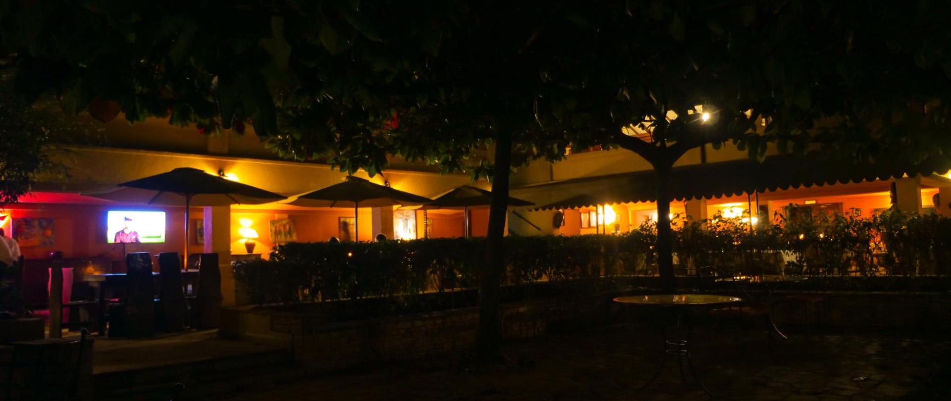 The Emin Pasha Hotel