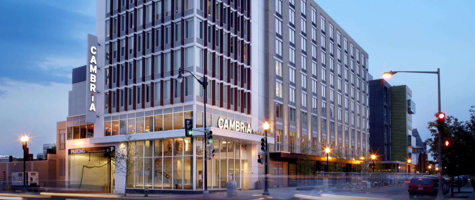 Image result for cambria hotel dc