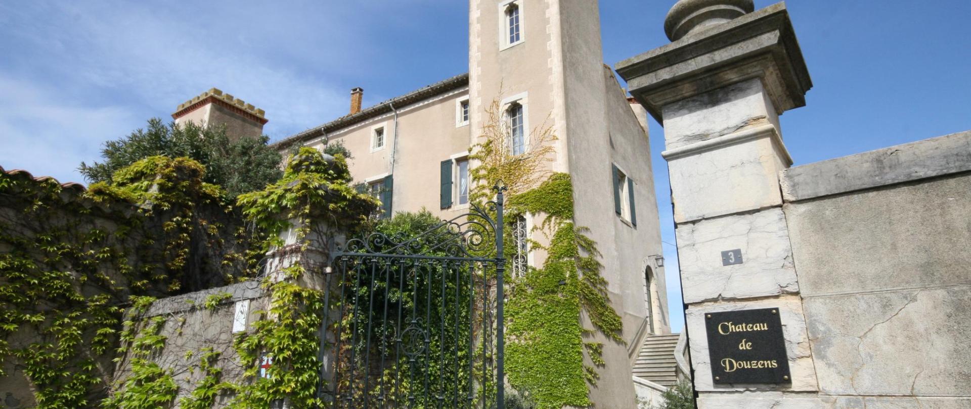 Chateau de Douzens