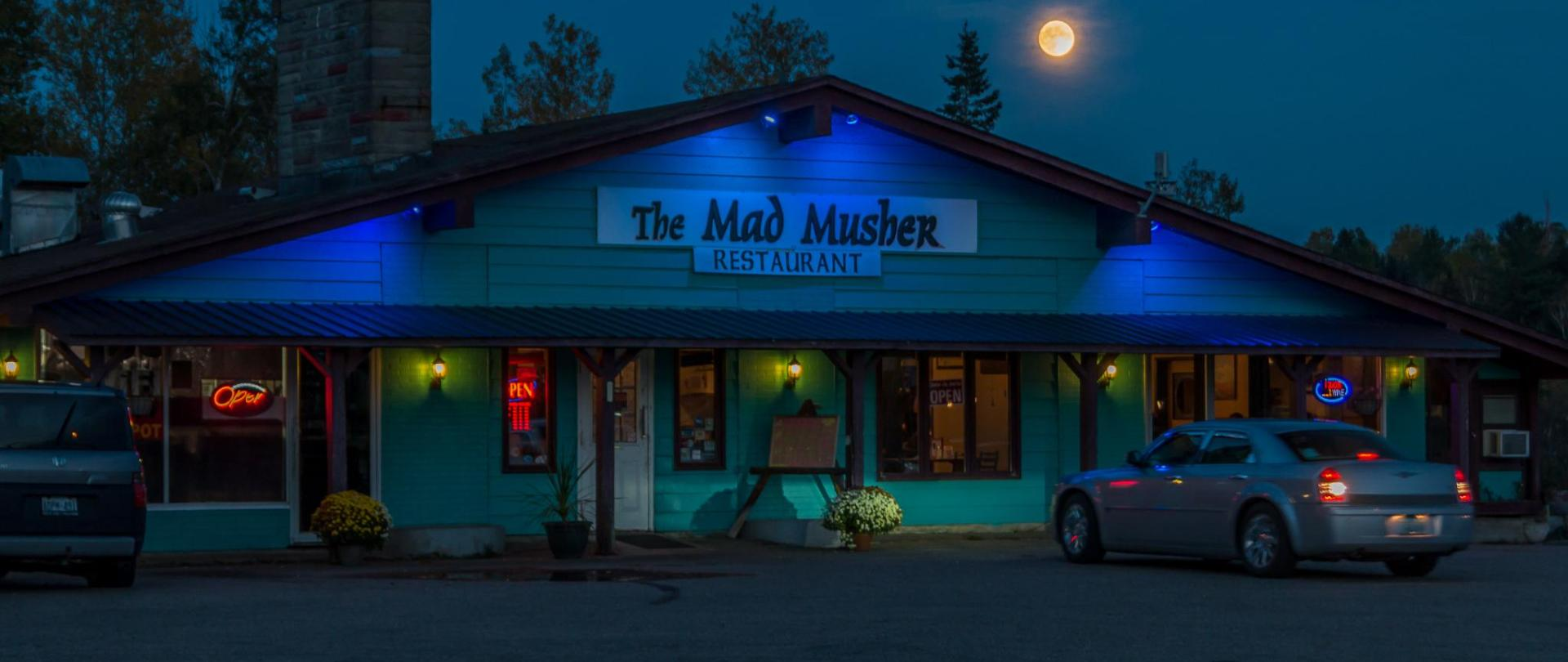 The Mad Musher - Hostel