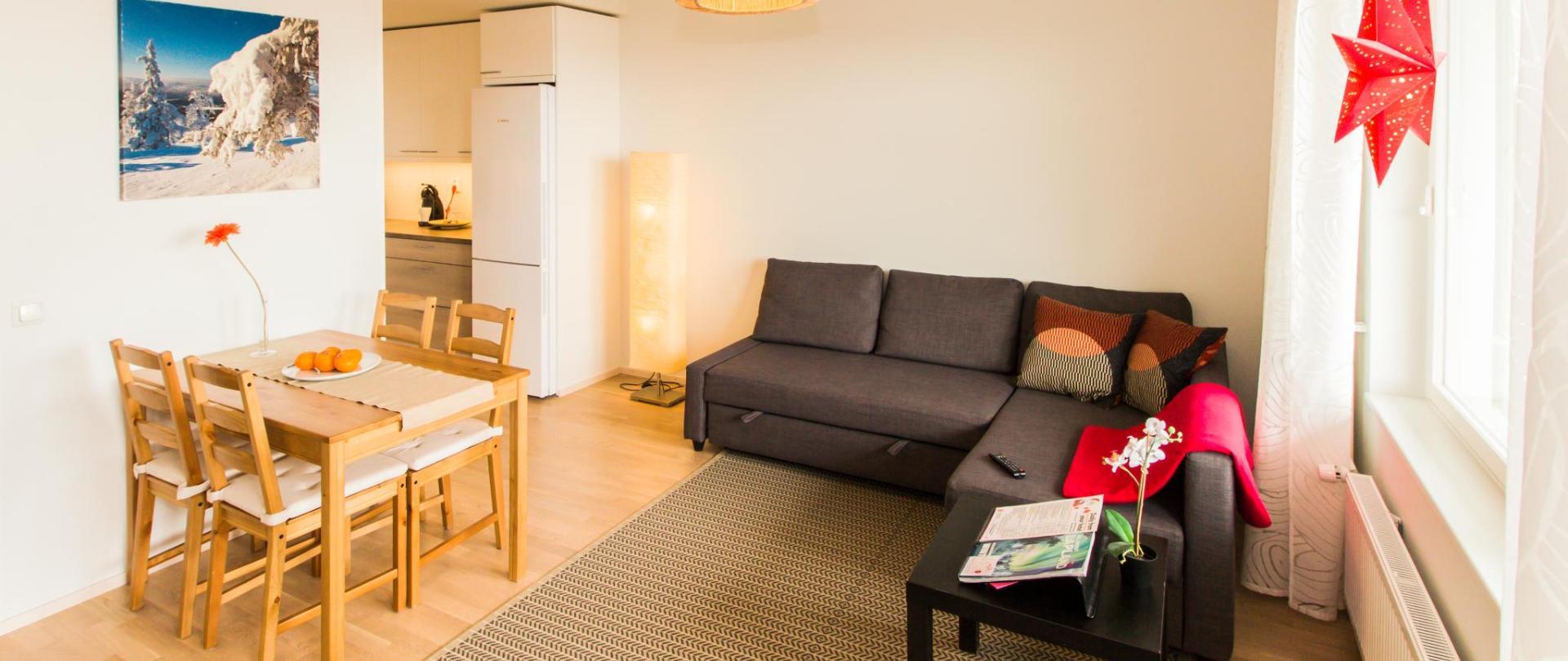 Helppo Hotelli Apartments Rovaniemi