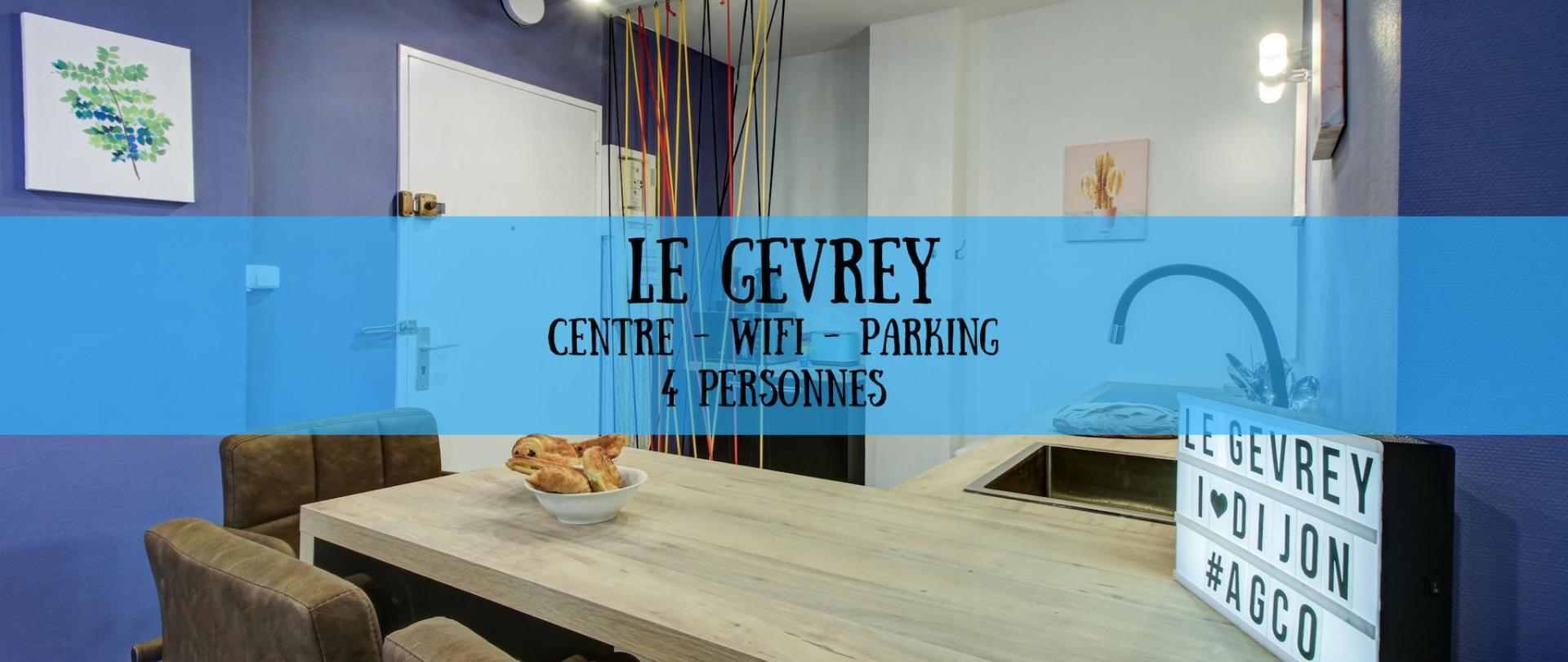 LE GEVREY DIJON-TOURISME