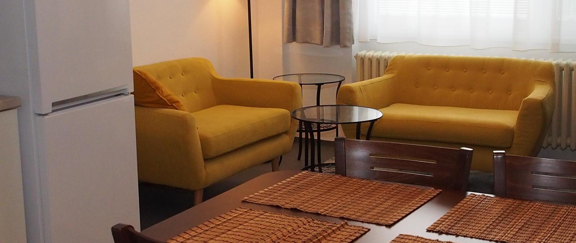 Apartmány Hronov
