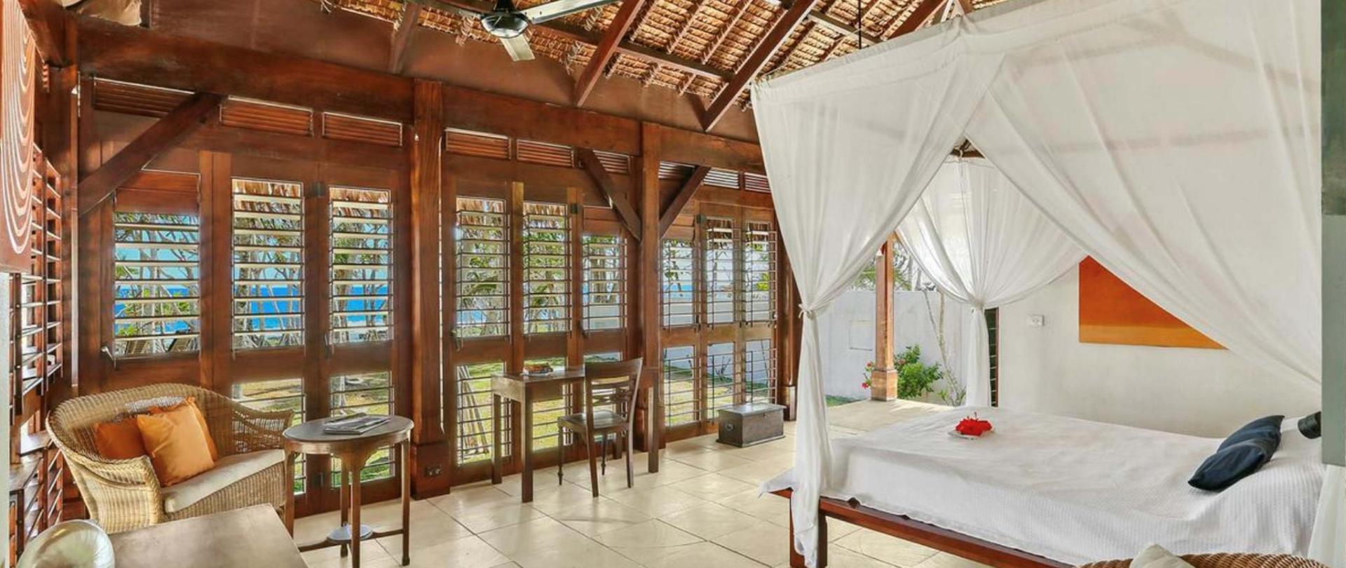Sarangkita Beach Front Villa