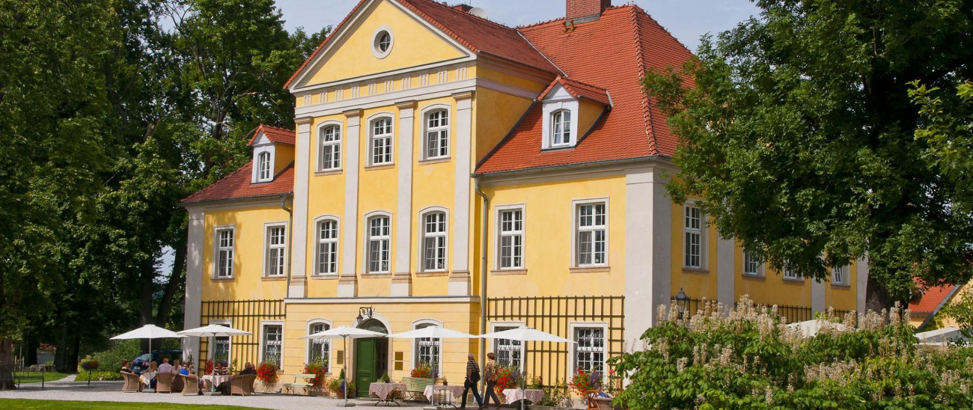 Pałac Łomnica - Riesengebirge