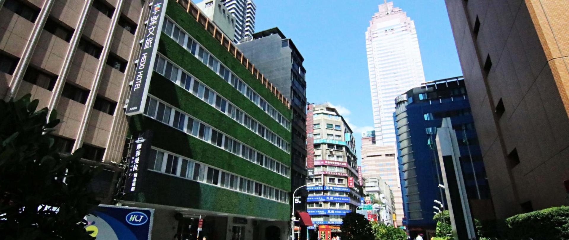 MOSHAMANLA Hotel-Main Station