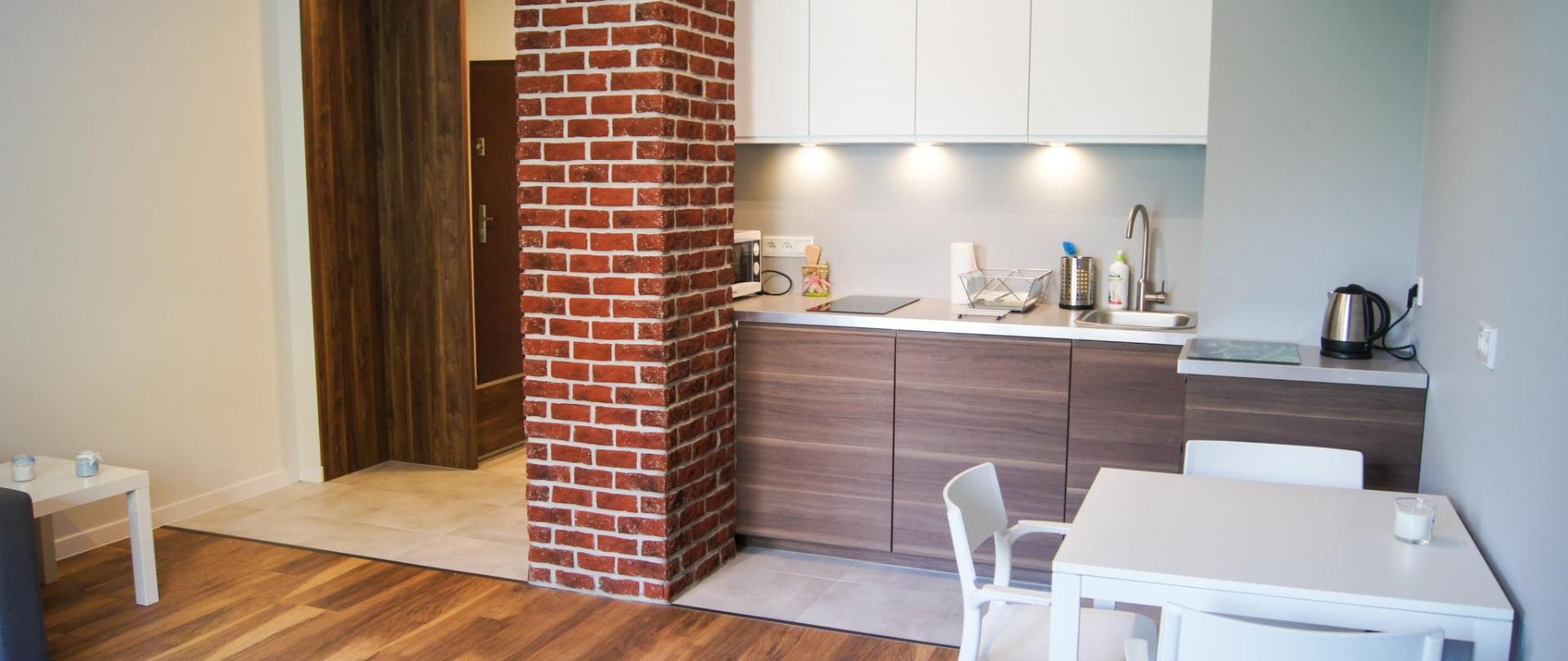 Apartamenty Topaz