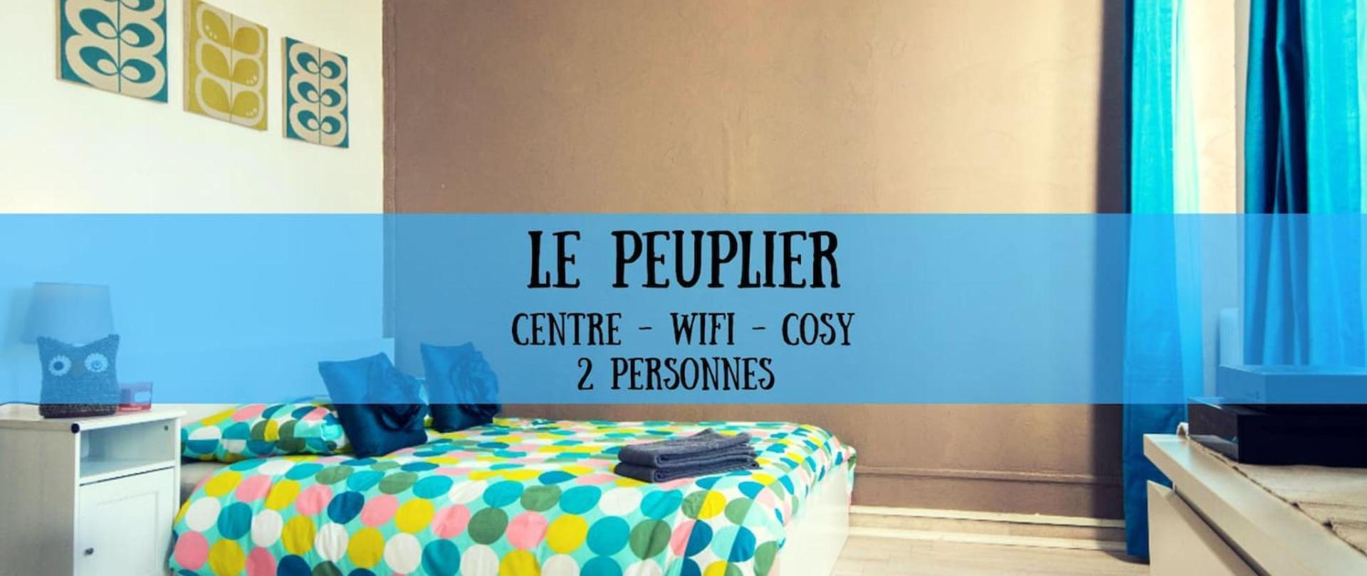 STUDIO LE PEUPLIER - LE FORMEL