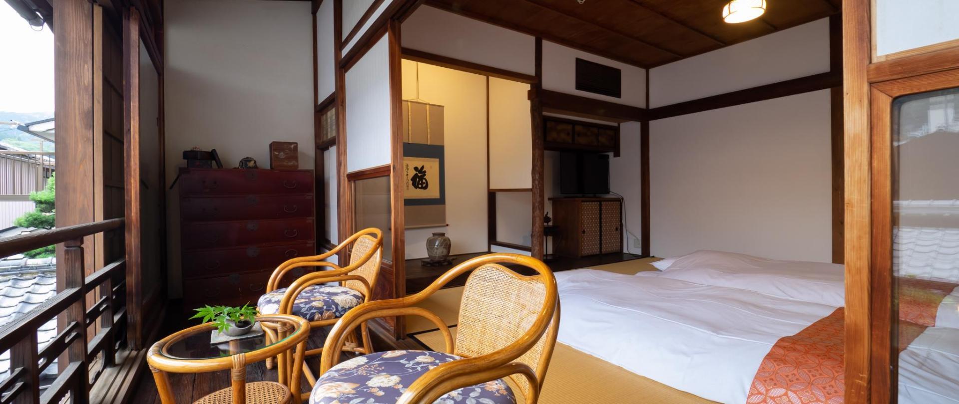 Inase Otsu Machiya Bed and Breakfast