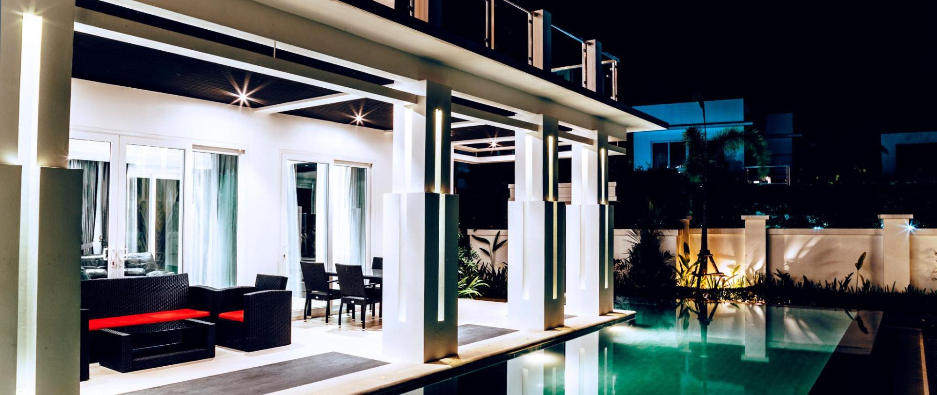 芭堤雅高級泳池別墅