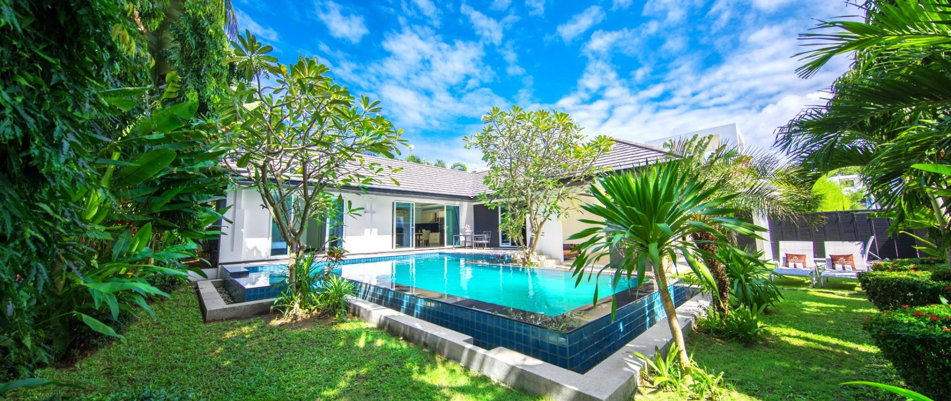 Premium Pool Villa Pattaya