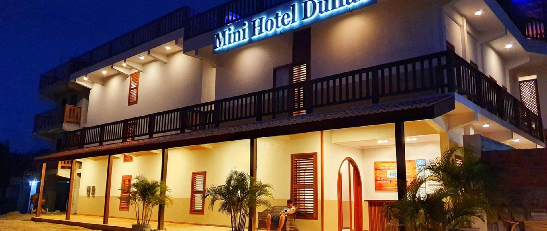 Mini Hôtel Dunas